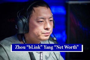 "Zhou ""bLink"" Yang Net Worth"