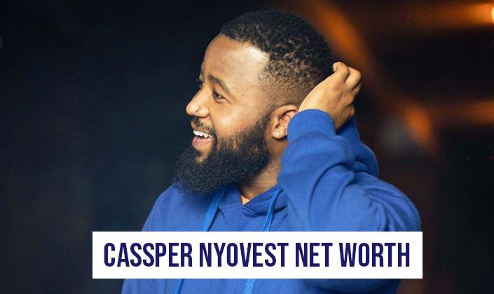 Cassper Nyovest Net Worth