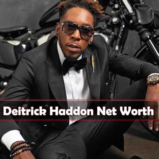 Deitrick Haddon Net Worth