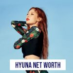 Hyuna Net Worth
