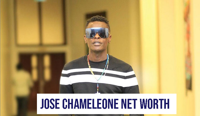 Jose Chameleone Net Worth