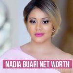 Nadia Buari Net Worth