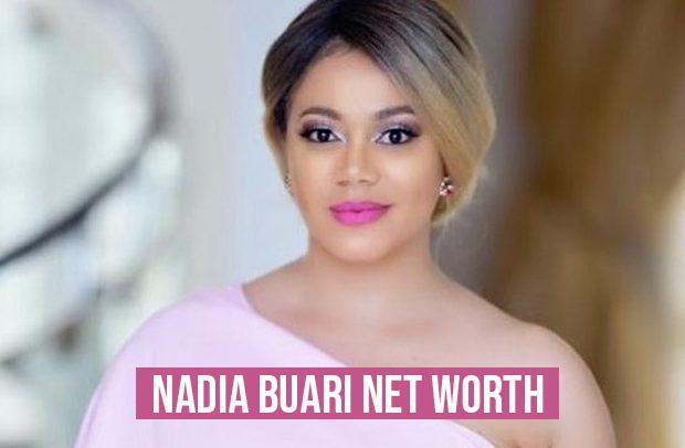 Nadia Buari