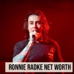 Ronnie Radke Net Worth