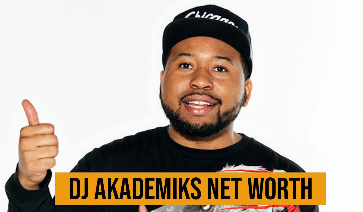 DJ Akademiks Net Worth