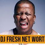 DJ Fresh Net Worth