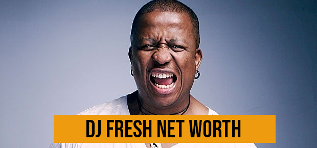 DJ Fresh Net Worth