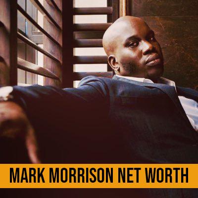Mark Morrison Net Worth