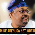 Mike Adenuga Net Worth