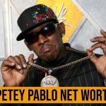 Petey Pablo net worth
