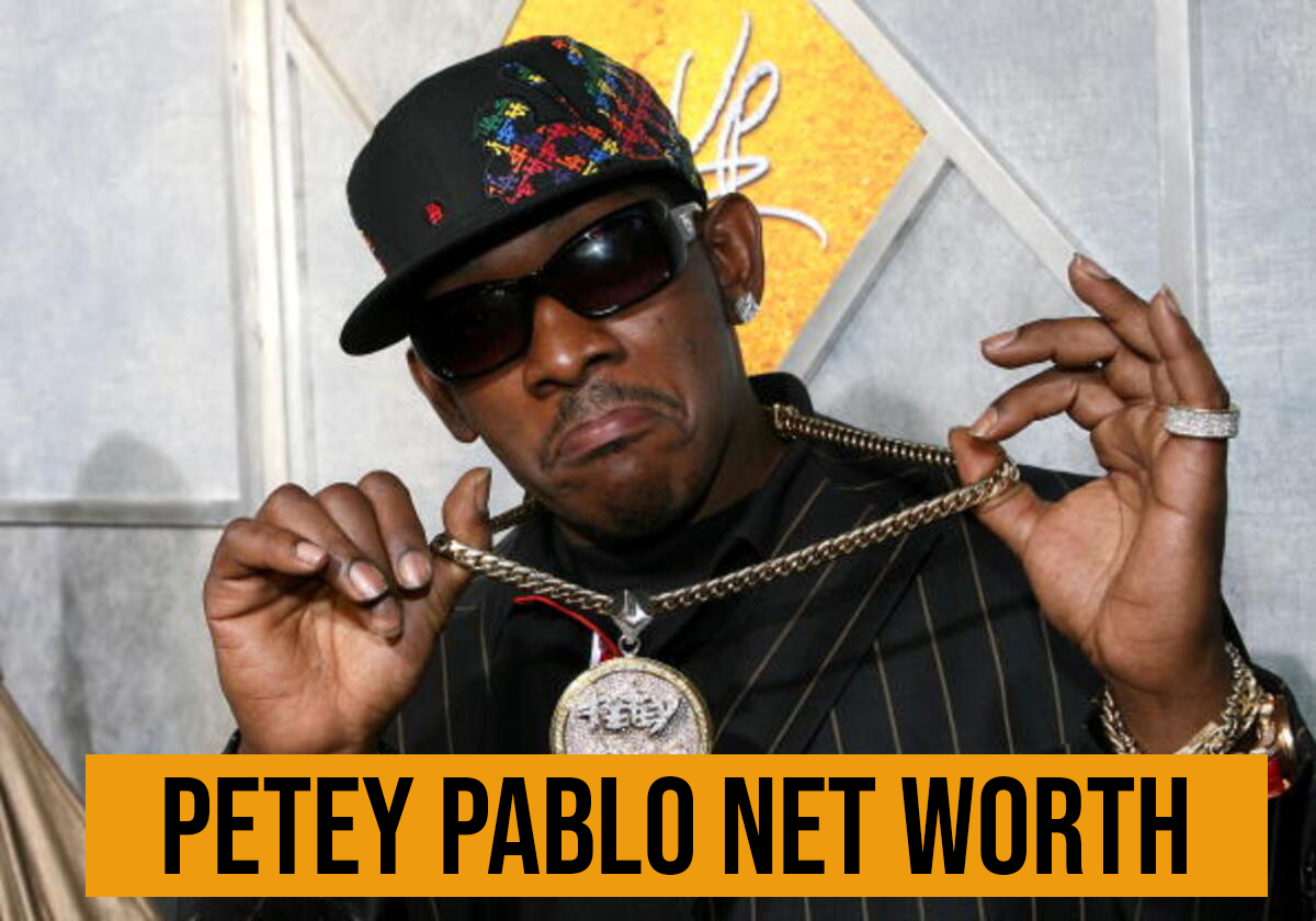 Petey Pablo net worth