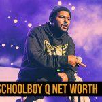 Schoolboy Q net worth