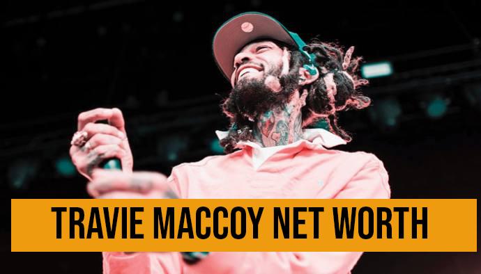 Travie McCoy Net Worth
