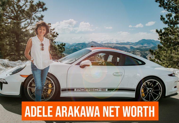 Adele Arakawa Net Worth