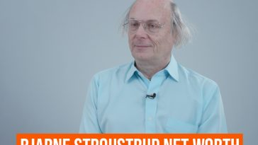 Bjarne Stroustrup Net Worth