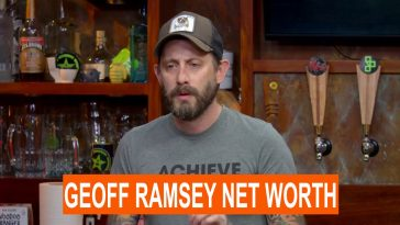GEOFF RAMSEY NET WORTH