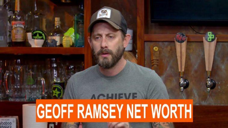 GEOFF RAMSEY NET WORTH