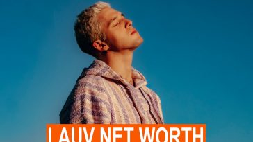 Lauv Net Worth