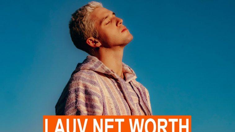 Lauv Net Worth