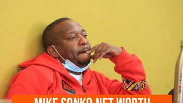Mike Sonko Net Worth