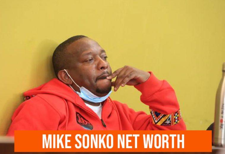 Mike Sonko Net Worth