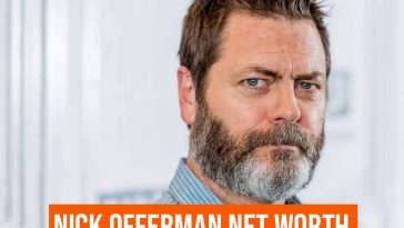 Nick Offerman Net Worth