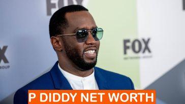 P Diddy Net Worth