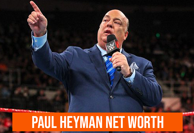 Paul Heyman Net Worth