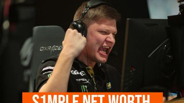 S1mple Net worth