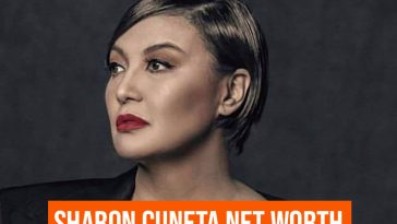 Sharon Cuneta Net Worth