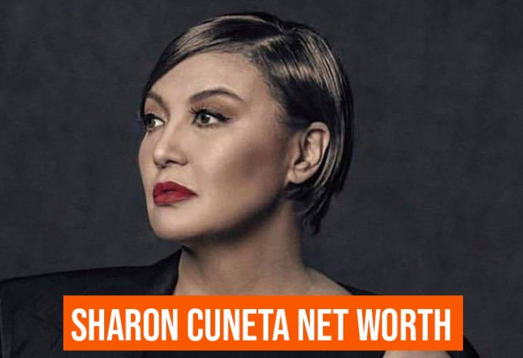 Sharon Cuneta Net Worth