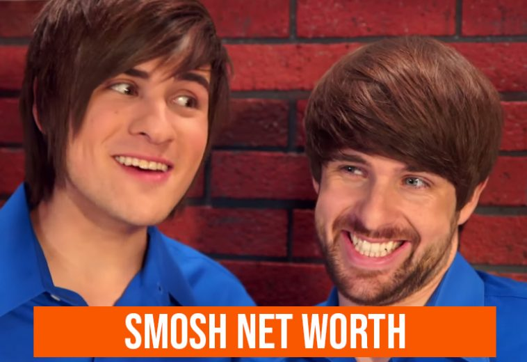 Smosh Net Worth