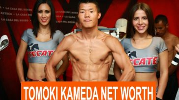 Tomoki Kameda Net Worth
