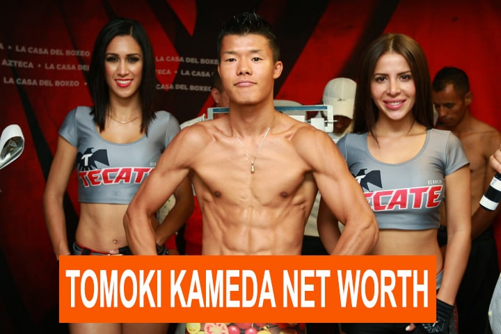 Tomoki Kameda Net Worth