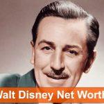 Walt Disney Net Worth