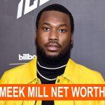 Meek Mill Net worth
