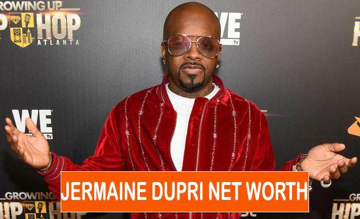 Jermaine Dupri Net Worth