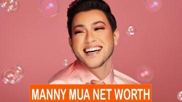 Manny Mua net worth