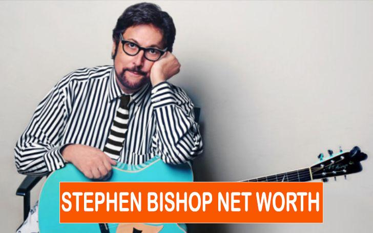Stephen Bishop Net Worth