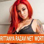 Brittanya Razavi net worth