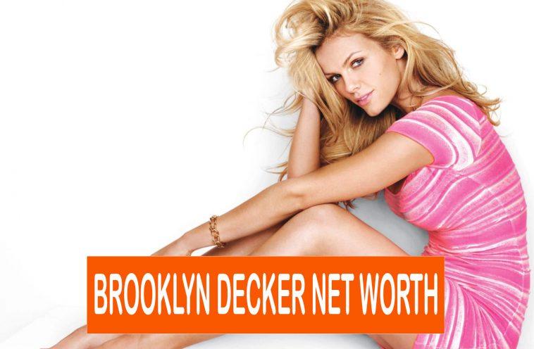 Brooklyn Decker Net Worth