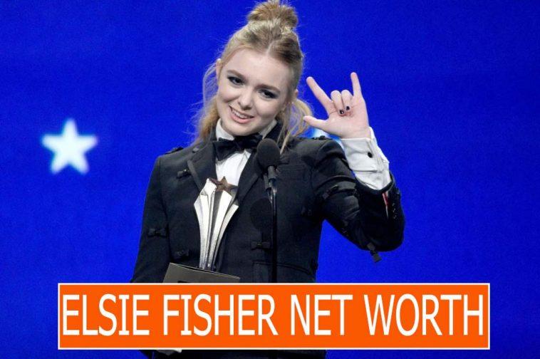 Elsie Fisher Net Worth