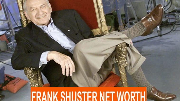 Frank Shuster NET WORTH