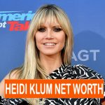 Heidi Klum Net Worth