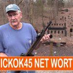 Hickok45 net worth