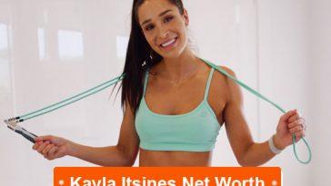 Kayla Itsines net worth