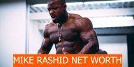 MIKE RASHID NET WORTH