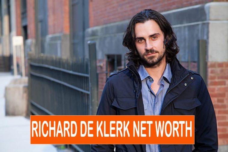 Richard de Klerk NET WORTH