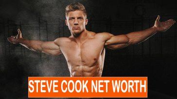 Steve Cook net worth