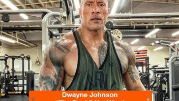 "Dwayne Johnson ""The Rock"" Net Worth"